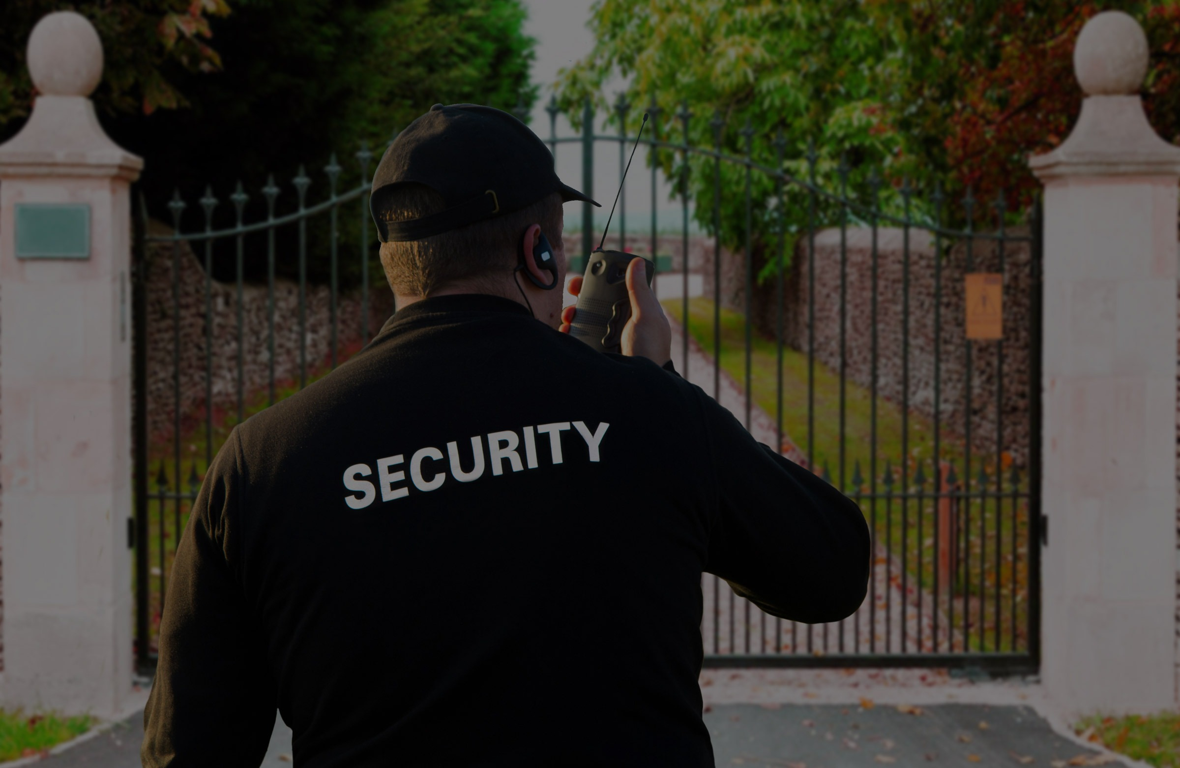 security officers for gated communities