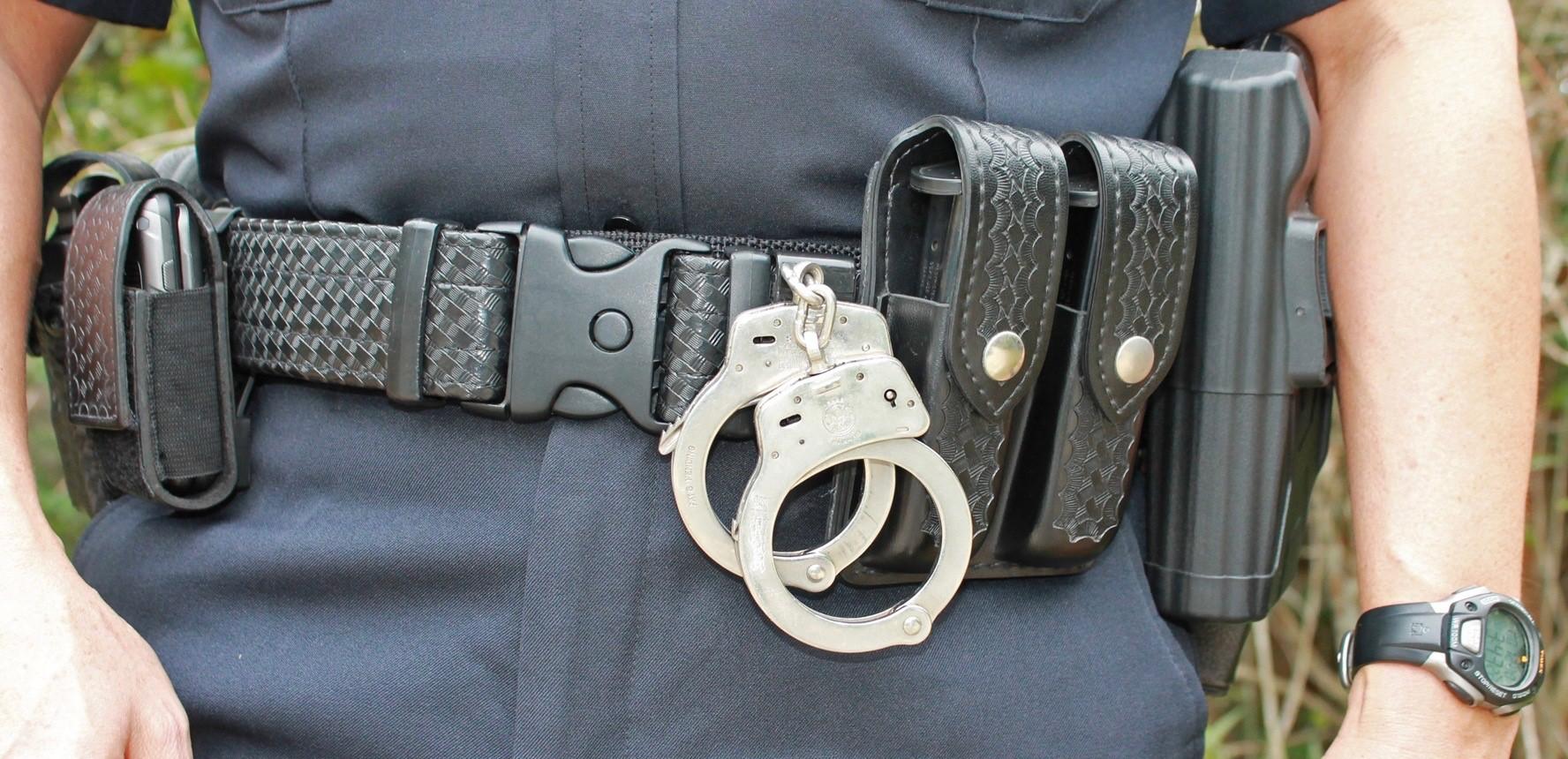 handcuff certification class