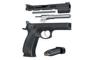 handgun technique training psl