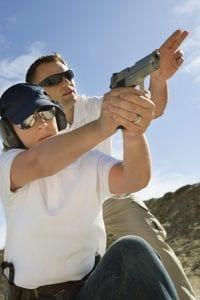 womens firearm training