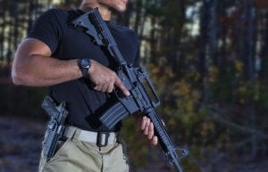 rifle training course psl