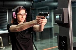 ladies firearm training