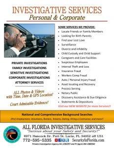 private investigator psl